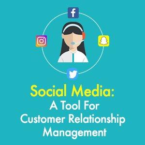 Social Media A Tool For CRM
